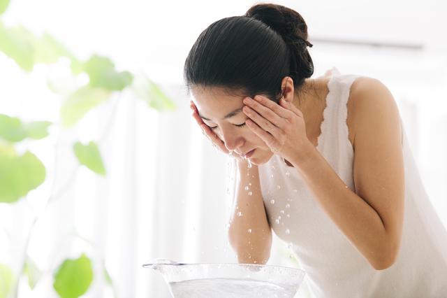 乾燥肌 洗顔