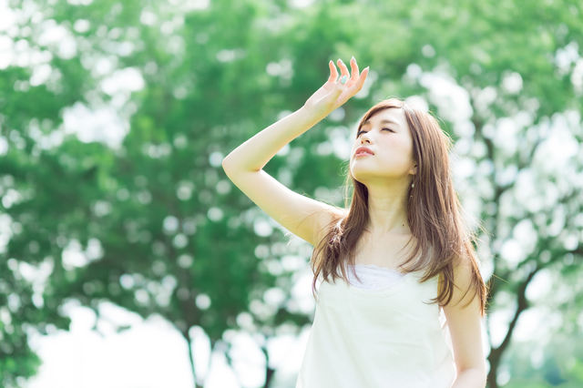 紫外線 肌 老化