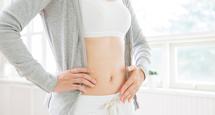 代官山の痩身ダイエット | 一回のエステ施術で見た目が変わる
